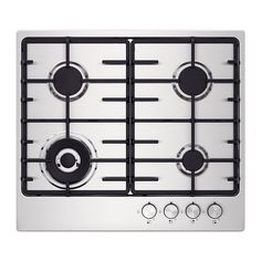 LIVSLÅGA Gas hob IKEA 5 year guarantee. Read about the terms in the guarantee brochure.