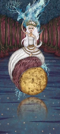 La Lune by chuckometti on DeviantArt Mists Of Avalon, Deviantart, Painting, Illustrations, Friends, Moon, Artist, Amigos, Painting Art