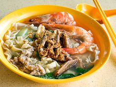 China Whampoa Homemade Noodles |   Blk 91 Whampoa Drive #01-24 Whampoa Food Centre  Opening hours: Tue-Sun: 7am-2pm, closed on Mon  Price: from $3.00  Rating: 5/5