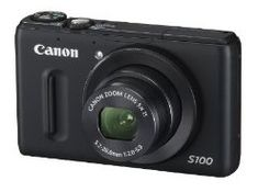 Canon PowerShot S100 12.1 MP Digital Camera with 5x Zoom for $229.99