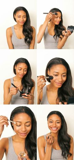 Bronzer can add a healthy glow to any look. Here's how to wear it!