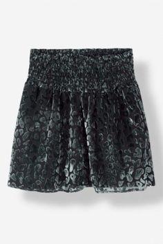 alix-LEOPARD-BURN-OUT-SKIRT-185212784-891-1-e1534014011100 Skater Skirt, Skirts, Fashion, Environment, Moda, Fashion Styles, Skater Skirts, Skirt