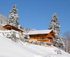 Casa de #vacaciones Chalet Alina en Leysin, #Alpes Vaudoises. 10 personas, 6 piezas, 5 dormitorios.