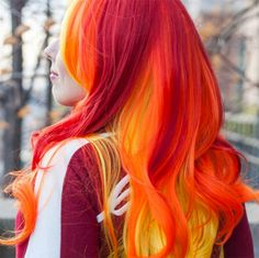 Fire up your locks with this gorgeous new trend.