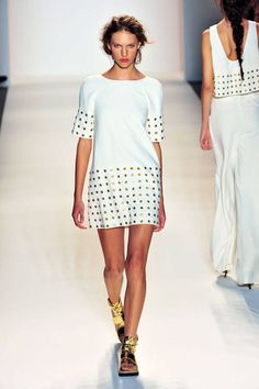 RACHEL ZOE SPRING 2014 READY-TO-WEAR COLLECTION