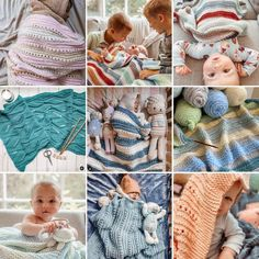 Easy Knit Baby Blanket, Soft Baby Blankets, Knitted Baby Blankets, Knitted Hats, Knitting Needle Sets, Knitting Blogs, Baby Knitting, Beginner Knitting, Knitting Projects