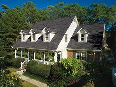Blush #gaf #designer #roof #shingles #home