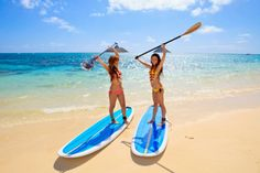 The benefits of stand-up paddleboarding