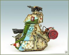 Custom Grot Tank | Flickr - Photo Sharing!