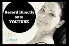 Video Tip | How to Record Directly To Youtube With Webcam Marketing, Tips, Youtube, Movie Posters, Film Poster, Popcorn Posters, Billboard, Film Posters, Youtube Movies