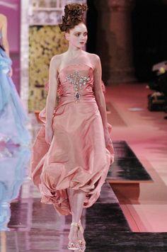 Christian Lacroix Christian Lacroix: Spring / Summer 2005 Haute Couture Paris:
