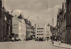 Viborg Billeder- Luftfotos, seværdigheder billeder af byrådet mv. Viborg, Good Old, Past, Places To Visit, Street View, In This Moment, Country, Building, Travel