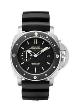 Panerai PAM389 Luminor Submersible Amagnetic