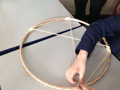 Mr Collins Mathematics Blog: Circle Theorems & Hula Hoops!!