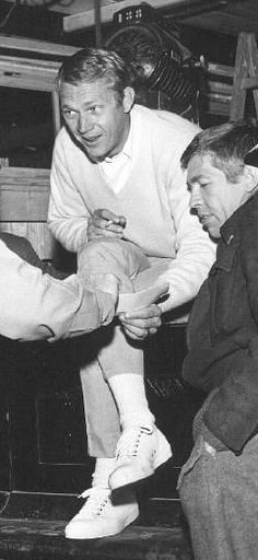steve mcqueen white trainers off 55