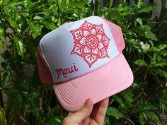 Henna Style Trucker Hat