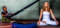 Live your yoga. Yoga Bag, Live For Yourself, Yoga Poses, Karma, How To Become, Hunting, Inspiration, Life, Change