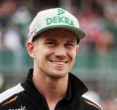 Blog Esportivo do Suíço:  Nico Hulkenberg é liberado por Force India e assina com Renault para 2017