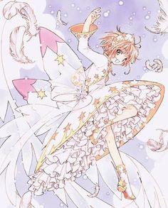 Sakura Card Captor-chapter 11 Clear Card Arc