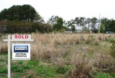 Sold! Coldwell Banker Spectrum Properties assisted the seller with selling their lot located at 916 Eastman's Creek, Beaufort in the established Eastman's Creek Subdivision.  www.spectrumproperties.com ‪#‎Sold ‪#‎Lotsandland ‪#‎Beaufort ‪#‎Crystalcoast‬ ‪#‎Coldwellbanker‬ ‪#‎Homerocks‬