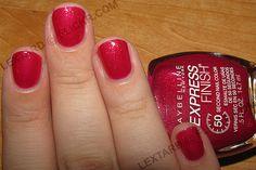 Maybelline Express Finish - Blazing Berry
