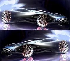 Made exclusivly to induce wierd frightening thiughts about the owner and the car itself , to have an impact of personality on the spectator Car Design Sketch, Car Sketch, Sketch Drawing, Sketches, Ferrari, Maserati, Mexico 2018, Automotive Design, Auto Design