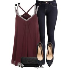 """Untitled #236"" by bitbyacullen on Polyvore"