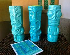 Shag Tiki Mug 3-Pack & Print