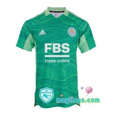 Maglia Leicester City Uomo Portiere Verde 2021/2022 Online Shopping Websites, Leicester, Premier League, Polo Shirt, Pajama Pants, Adidas, City, Sports, Mens Tops