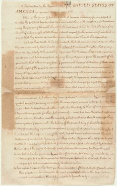 United states declaration of independence knowledge base declaration of independence publicscrutiny Gallery