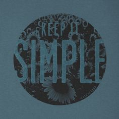 Women's Keep It Simple Creamy Scoop Tee
