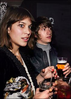 alexa chung and alex turner - Google Search