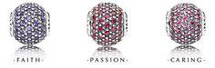 and Essence Pavé charms. Pandora Essence Collection, Bracelet Designs, Pandora Charms, Bracelet Watch, Delicate, Faith, Charmed, Drop Earrings, Bracelets