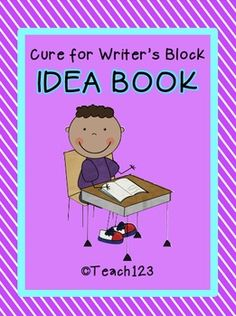 FREE Writing - Idea Book