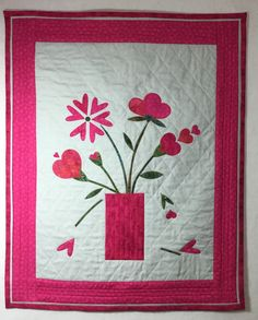 Valentine's Day wall Hangings by Kit