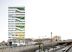 Torre Júlia housing by Pau Vidal, Sergi Pons and Ricard Galiana