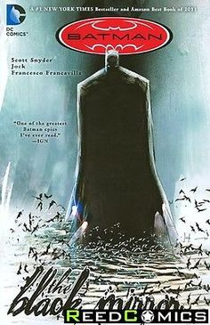 Batman the black mirror #graphic #novel new #paperback detective comics #871-877,  View more on the LINK: http://www.zeppy.io/product/gb/2/231446114448/
