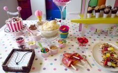Kirsty's Ice Cream Party - Party Pieces Blog & Inspiration