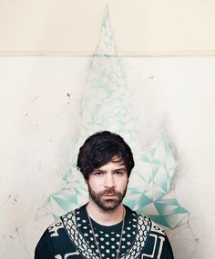 Dean Chalkley sessions: Yannis Philippakis of Foals