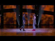 SYTYCD 12   Jaja & Jim (No Woman, No Cry) - YouTube