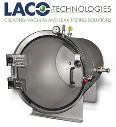 Supplier of microwave systems for early warning, radar and communications products needed a way to test their equipment under vacuum. LACO designed and built a chamber with multiple, custom ports and feedthroughs. We were able to provide all the access they needed with two electrical feedthroughs and one ISO 100mm port, through which a data port was threaded.