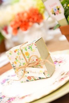 Floral Packaging PD