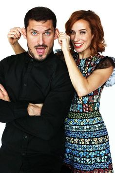 Ján Koleník & Táňa Pauhofová Tv Show Music, Sequin Skirt, Tv Shows, Sequins, Actors, Wallpaper, Film, Couple Photos, Couples