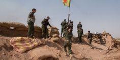 Πως λιάνισαν κυριολεκτικά οι Κούρδοι μία τουρκική επίθεση (βίντεο)