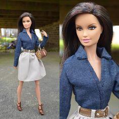 Barbie Katrina Kaif Outfit of the Day #ootd #instafashion #fashionblogger #barbie
