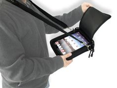 Go Tablet iPad travel case bag