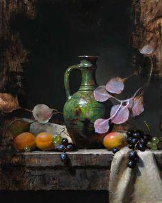 Jeff Legg 1959 ~ Still Life painter