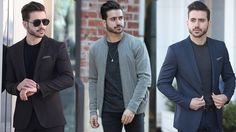 MEN'S OUTFIT INSPIRATION 2017 | Men's Fashion Lookbook 2017 | ALEX COSTA