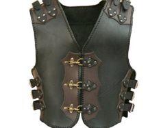 Classique TYPE 2 moto biker veste en cuir fait à par SouthCrafting