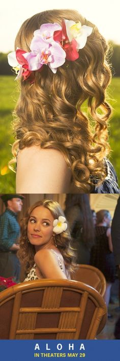 With all of the gorgeous flowers surrounding you in Hawaii, you may want to create a Hawaiian flower crown, adorned with orchids of various colors! So simple, and it makes an eye-catching statement for any outfit! Sponsored by Aloha Movie, in theaters May 29th.